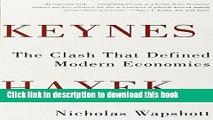 [PDF] Keynes Hayek: The Clash that Defined Modern Economics Popular Online[PDF] Keynes Hayek: The