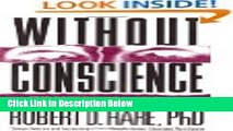 Ebook Without Conscience: The Disturbing World of the Psychopaths Among Us Free Download