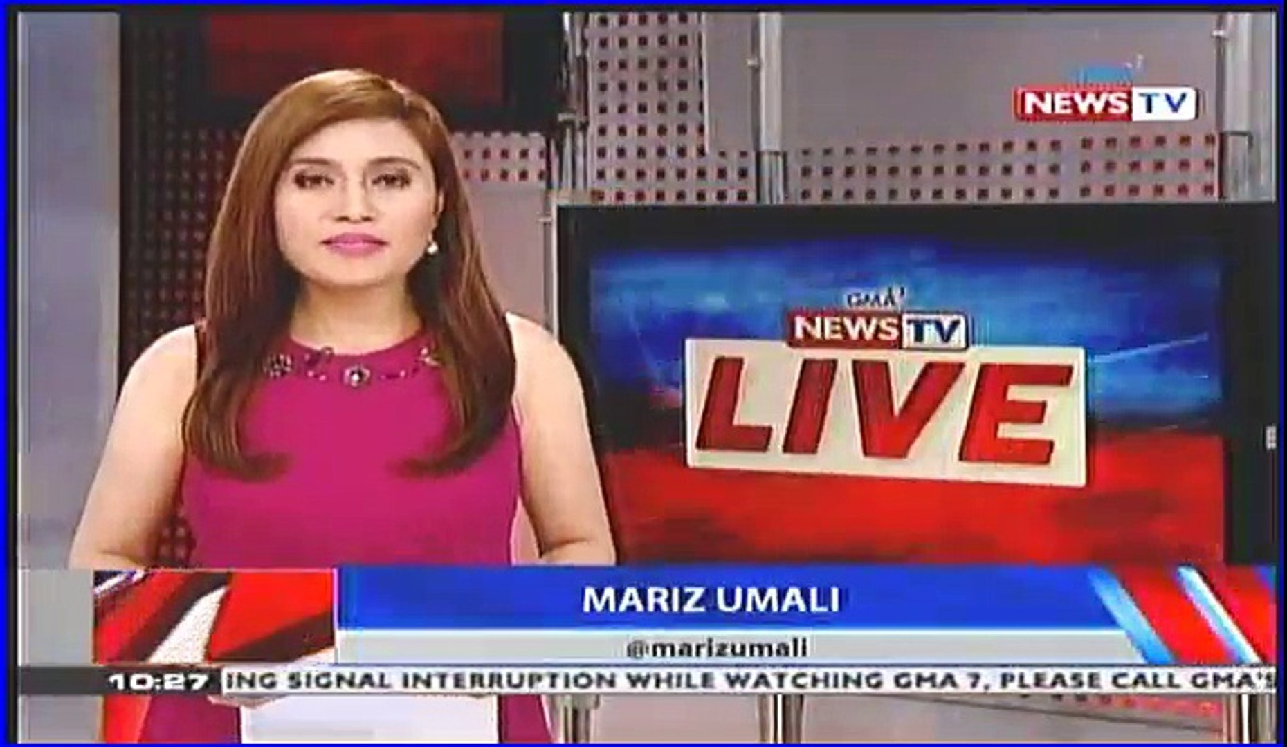 GMA News TV Live ( Morning ) - August 20 2016 1