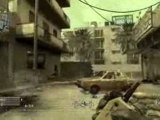 Call of Duty 4 Modern Warfare - Gameplay - Xbox360/PS3