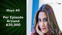 Per Episode Salary Of The Actors Of Mann Mayal  - Hum TV Drama