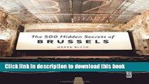 [PDF] The 500 Hidden Secrets of Brussels Popular Online