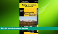 READ BOOK  Best Easy Day Hiking Guide and Trail Map Bundle: Rocky Mountain National Park (Best