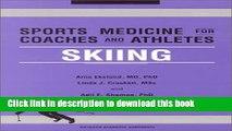 Collection Book Sports Medicine for Coaches and Athletes: Skiing (Sports Medicine for Coaches and