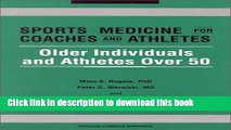 Collection Book Sports Medicine for Coaches and Athletes: Older Individuals and Athletes Over 50