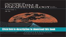 Collection Book Encyclopedia of Occultism   Parapsychology 5 2v (Encyclopedia of Occultism and