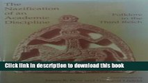 Collection Book The Nazification of an Academic Discipline: Folklore in the Third Reich (Folklore