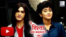 Naira And Karthik COPY Each Other | Yeh Rishta Kya Kehlata Hai | On Location | Star Plus
