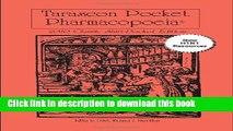 New Book Tarascon Pocket Pharmacopoeia 2010 Classic Shirt-Pocket Edition (Tarascon Pocket