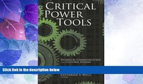 Must Have PDF  Critical Power Tools: Technical Communication and Cultural Studies (Suny Series,
