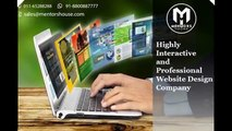 Website Designing Companies In Delhi, Website Designing Services In Delhi - MentorsHous
