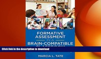 READ ONLINE Formative Assessment in a Brain-Compatible Classroom: How Do We Really Know They re