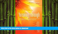 FAVORIT BOOK Breaking Through: Effective Instruction and Assessment for Reaching English Learners