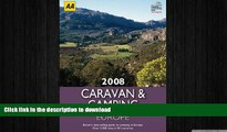 READ  Caravan   Camping Europe 2008 (AA Lifestyle Guides)  PDF ONLINE