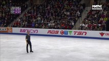 Ross Miner - 2016 Skate Canada - SP