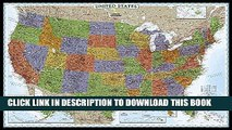 Read Now United States Decorator [Enlarged and Laminated] (National Geographic Reference Map)