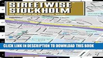 Read Now Streetwise Stockholm Map - City Center Street Map of Stockholm, Sweden (Streetwise