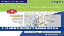 Read Now Thomas Guide 2005 King, Pierce, Snohomish 2004 (King, Pierce, and Snohomish Counties