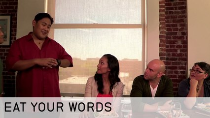 Eat Your Words Ep 102 - The Paralegal Gets a Lesson on Making Burgers