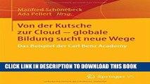 Read Now Von der Kutsche zur Cloud - globale Bildung sucht neue Wege: Das Beispiel der Carl Benz
