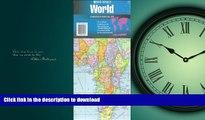 READ THE NEW BOOK Rand McNally World: Cosmopolitan Series Wall Map (Cosmopolitan Wall Maps)