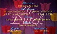 Cartoon et dessin animé : Walt Disney.Pluto Pluto au Pays des Tulipes