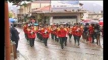 Ματαιώθηκε και η παρέλαση της 28ης στο Καρπενήσι, λόγω βροχής και κρύου