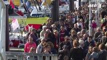 Vendée Globe: des retombées économiques colossales