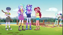 My Little Pony Equestria Girls Legend of Everfree [Bloopers]