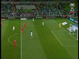 Melbourne City vs Adelaide United 1-0 Goal Bruno Fornaroli Amazing (28_10_2016) A-League