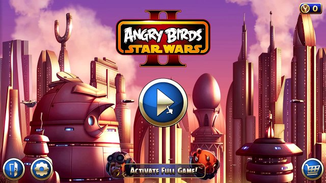 Angry Birds Star Wars Full Game - Angry Birds Games - Angry Birds Transformers