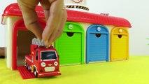 Voitures - Les véhicules de secours. Vidéo éducative pour les enfants