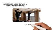 Garage Door Service Company in Ontario