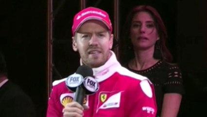Sebastian Vettel asegura que le hubiera gustado ser piloto de la Fórmula Uno en los 90s