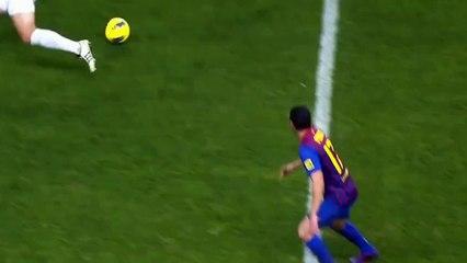 Lionel Messi's Insane Solo Goal vs Malaga