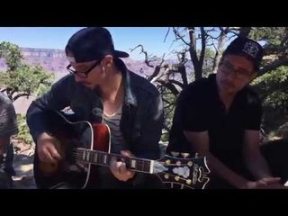 """Hollis Brown - """"Cathedral"""" live from the Grand Canyon"""