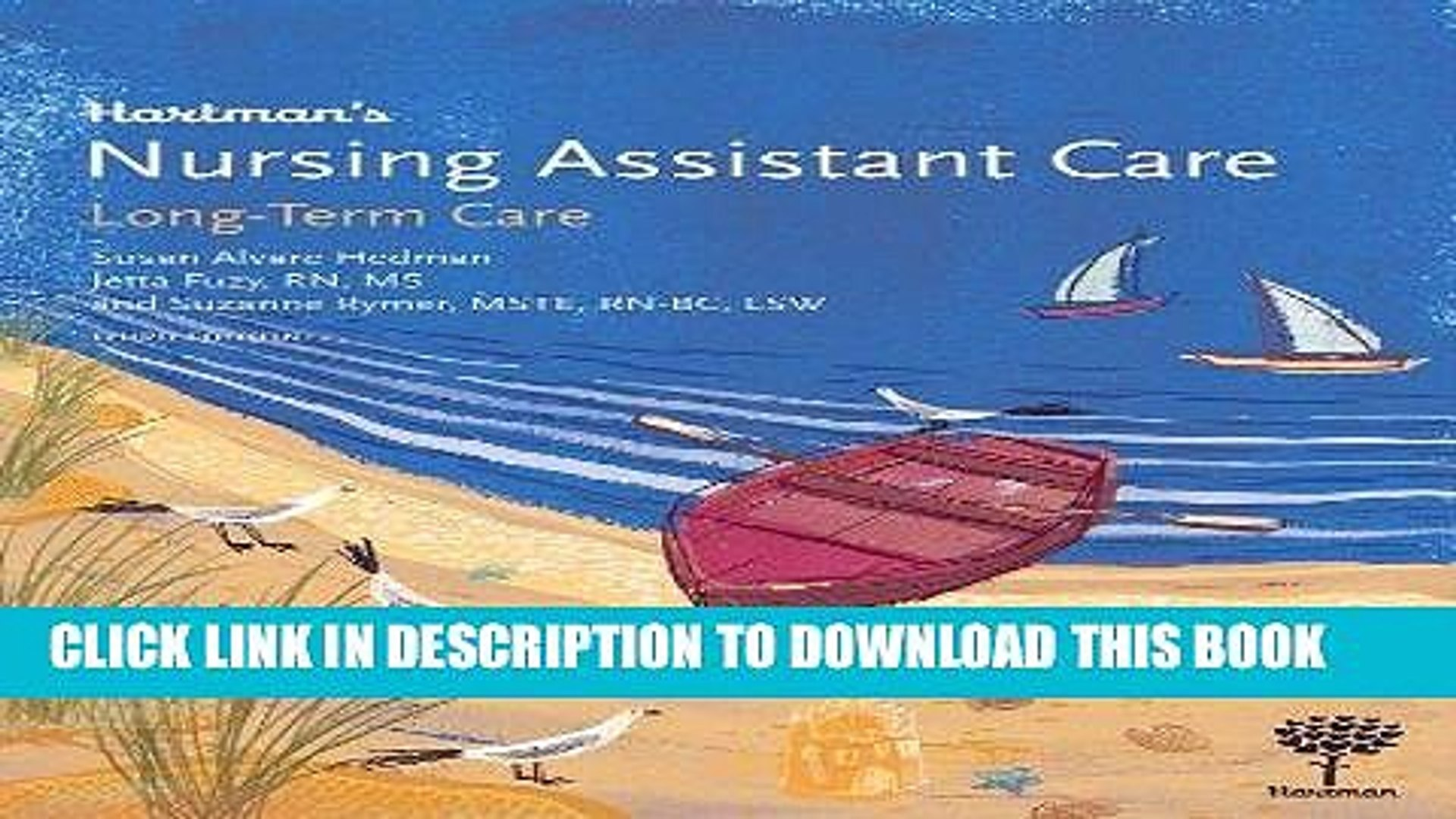 [FREE] EBOOK Hartman s Nursing Assistant Care: Long-Term Care, 3e ONLINE COLLECTION