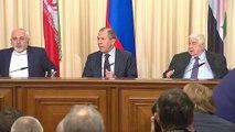 Ρωσία: Συνομιλιές Λαβρόφ με ΥΠΕΞ Ιράν και Συρίας