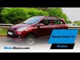 Hyundai Grand i10 Road Test Review - MotorBeam