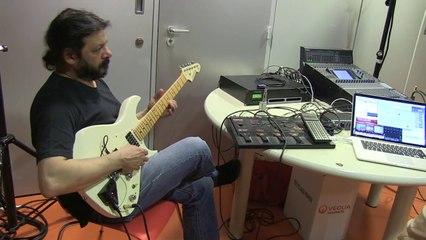 Guitare augmentée