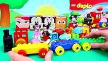 Lego Duplo Mickey Mouse Clubhouse Birthday Parade Minnie Mouse Birthday Party + Surprise Toys