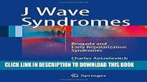 [PDF] J Wave Syndromes: Brugada and Early Repolarization Syndromes Full Online