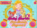 Baby Barbie Pets Beauty Pageant - My Palace Pets - Baby Barbie Games