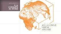 MOOC Les origines de l'Homme, Séquence 3.1. La longue marche vers l'Asie