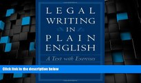 Big Deals  Legal Writing in Plain English: A Text With Exercises  Best Seller Books Most Wanted