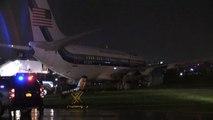 Finisce fuori pista l'aereo di Mike Pence, il vice di Trump