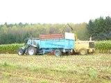 ensilage 2008 chez le christophe: