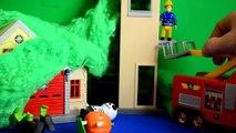 Fireman Sam Episode Halloween Rescue Peppa Pig Pumkin Monster Feuerwehrmann Sam