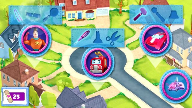 Doc Mcstuffins: Doc Mobile Game - The Doc Mcstuffins Mobile - Episode 1 in HD