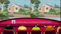 LA PANDILLA DE LA PANTERA ROSA ♦ Semillas en Rosa ♦ Audio Español Latino